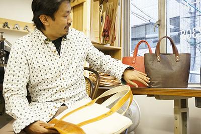 --檜垣さんご自身が、鞄作りやスクールをはじめたきっかけは?
